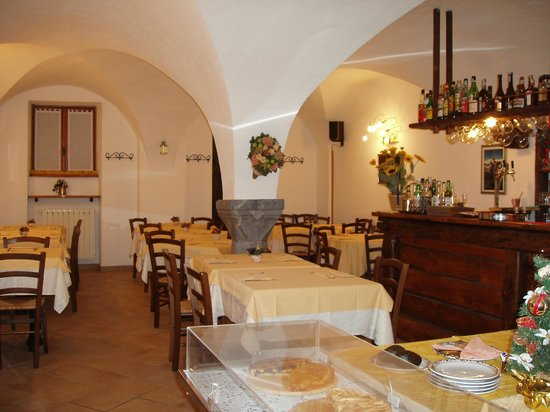 The Kilt: La sala principale