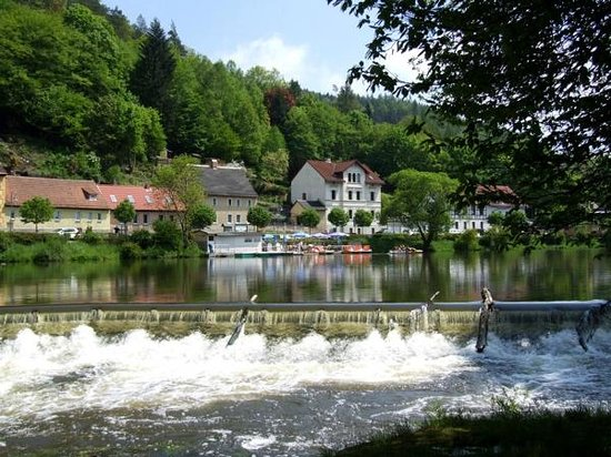 Ziegenruck, Germany: The Saale