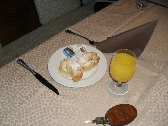 Pension Jelen 1887: colazione