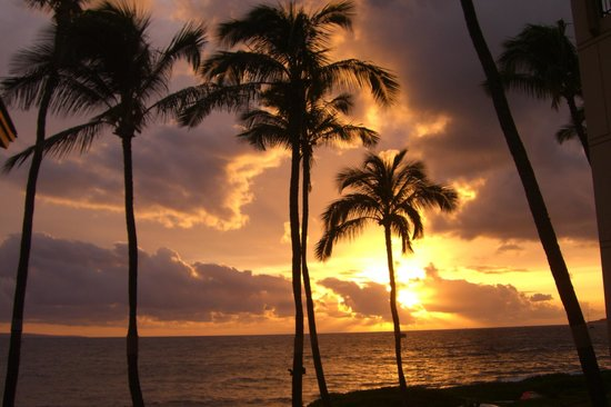 Kihei Sands Beachfront Condominiums: A great way to end your last day of vacation