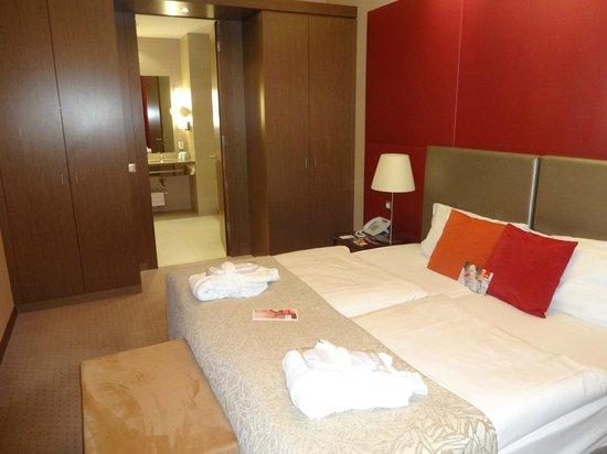 Austria Trend Hotel Savoyen Wien: Chambre executive