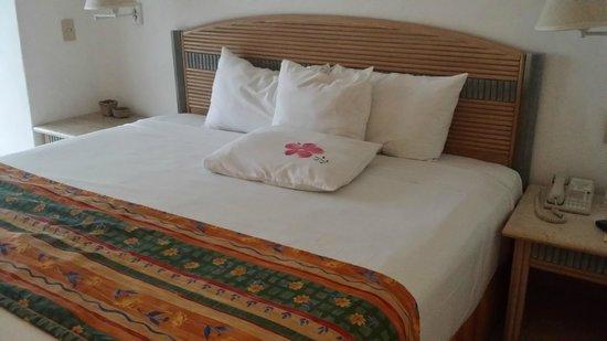 Tesoro Ixtapa : Comfy Beds