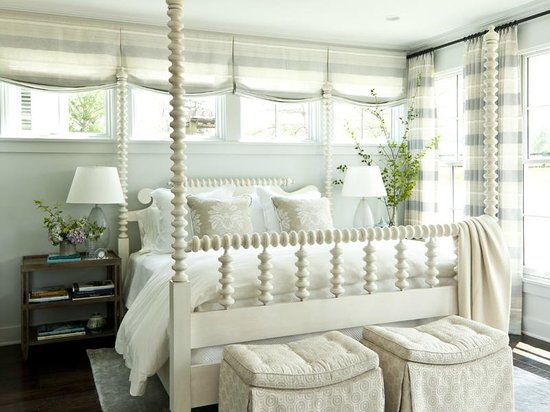 The Inn at Fontanel: Master Suite Bedroom