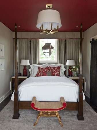 The Inn at Fontanel: Queen Guest House Suite