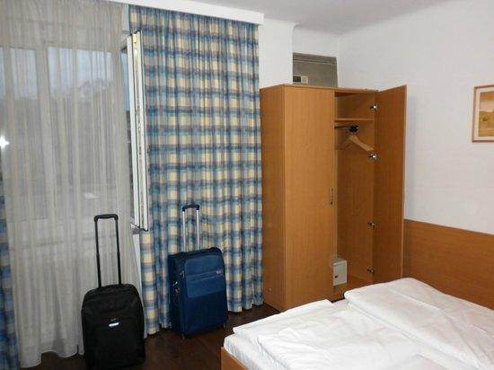 Hotel Geblergasse: camera1