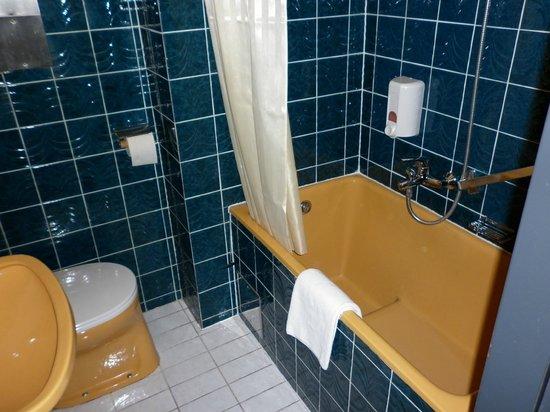 Hotel Geblergasse: bagno2