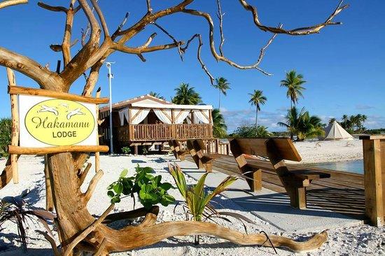 Hakamanu Lodge : Lodge