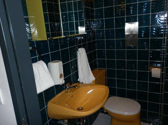 Hotel Geblergasse: bagno1