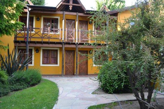 Hosteria Kau Kaleshen: Habitaciones