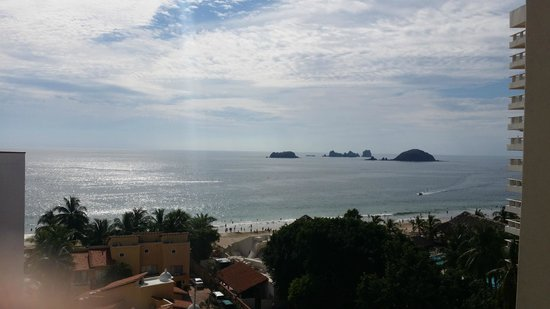 Tesoro Ixtapa : View from the room