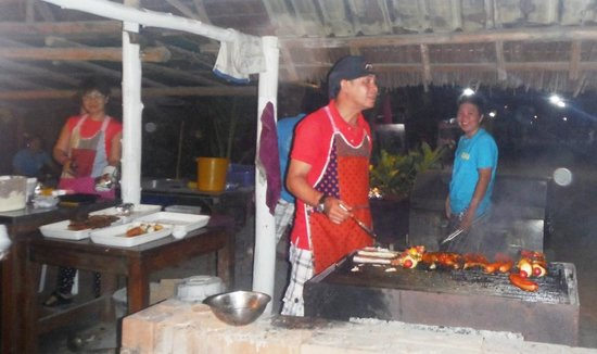 The Last Fisherman : Nice grill when they are open and there is food to cook
