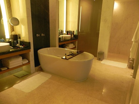 Park Hyatt Abu Dhabi Hotel & Villas: Our bathroom