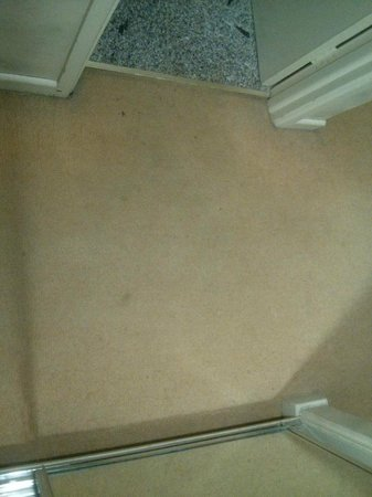 Britannia Hotel Coventry: Teppich mit Flecken
