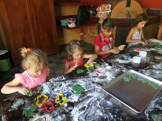Pan De Vida Granada: Cookie Making