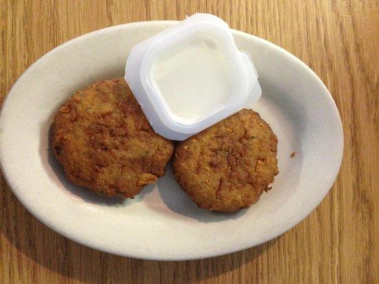 Ella's Restaurant: Ella's crabcakes
