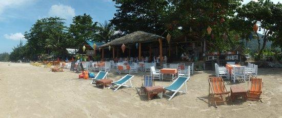 beachbars at khlong dao beach