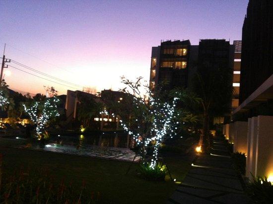 G Hua Hin Resort & Mall : before the sunset!!!