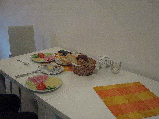 Penzion Terra Banensium: It's breakfast time...