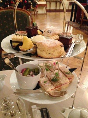 Restaurant VUE: Afternoon tea