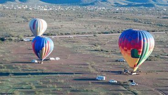 2 Fly Us Hot Air Balloon Rides - Private Flights: Hot Air Balloon Ride in North Phoenix