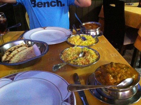 Restauranta Dayana : main courses