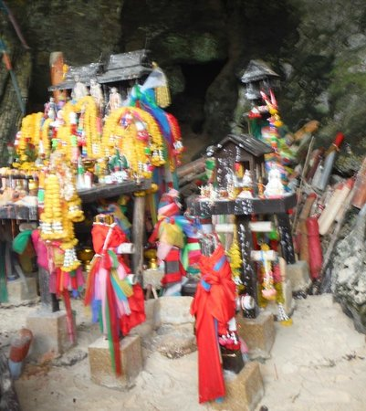 Ao Nang, Thailand: Fertility Cave
