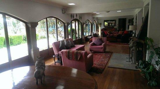 La Casona de San Jeronimo - Hotel Boutique: el lobby