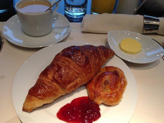 InterContinental Moscow Tverskaya Hotel : Breakfast