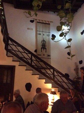 Bozena's Bar & Restaurant : lovely romantic setting