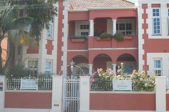 The Villa Rosa: Aussenansicht Villa Rosa