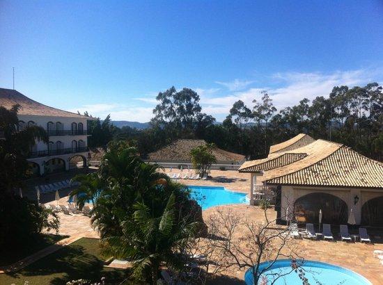 San Raphael Country Hotel: Vista da Suíte Master
