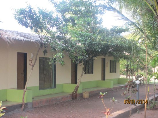 Subhan Beach Resort: Newly Constructed Rooms