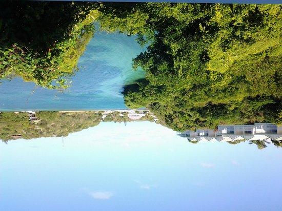 The Verandah Resort & Spa : view from room