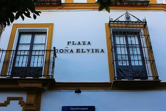 Hotel Boutique Elvira Plaza : Plaza