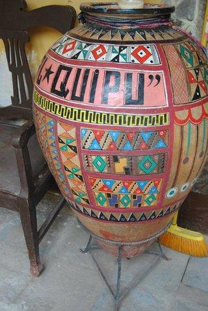 Hostal Quipu Cusco : Hospedaje Quipu