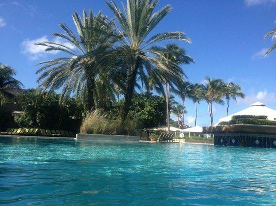 The Westin St. John Resort Villas: Another pool shot