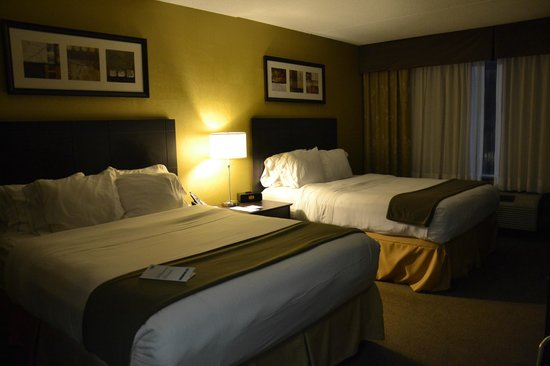Holiday Inn Express Hotel & Suites Kingston: La camera