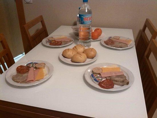 Hotel & Spa Benalmadena Palace : buffet