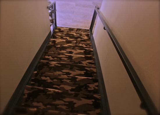 Royal Oak Inn : Corridors