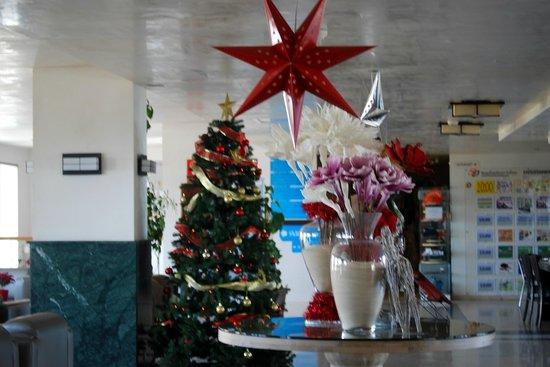 Hotel & Spa Benalmadena Palace : reception