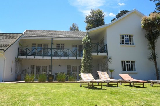 Golden Hill Guest House & Tours: Frontansicht