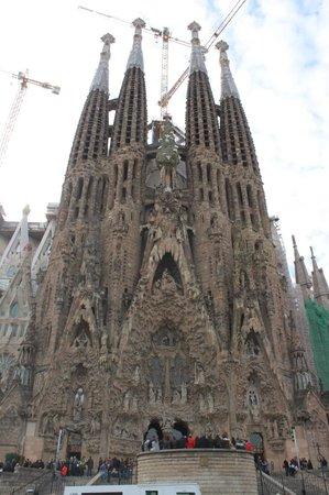 Novotel Barcelona Cornella: A 40 mn de la Sagrada Familia