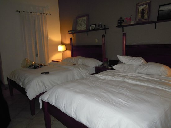 Ka'ana Resort: Two beds (one bedroom villa)