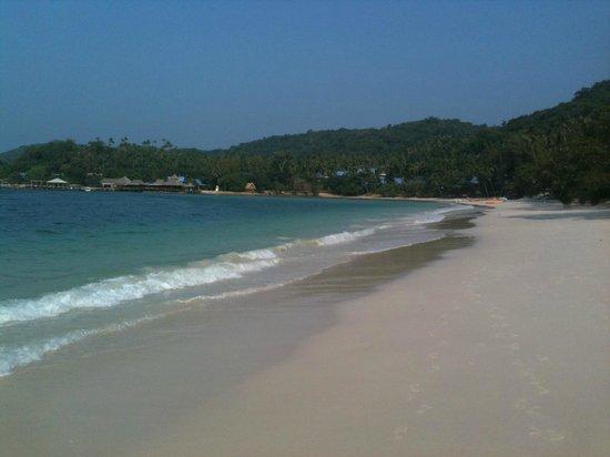 Koh Talu Island Resort: Lonely Beach