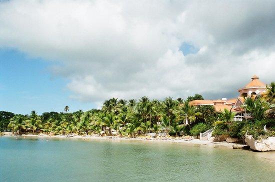 Coco Reef Tobago: Hotel beach
