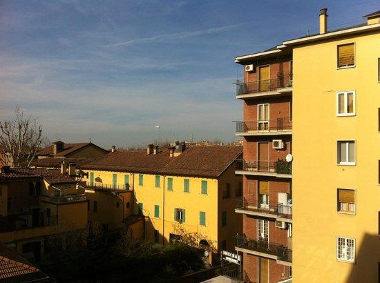 Hotel Re Enzo: Vista sui tetti