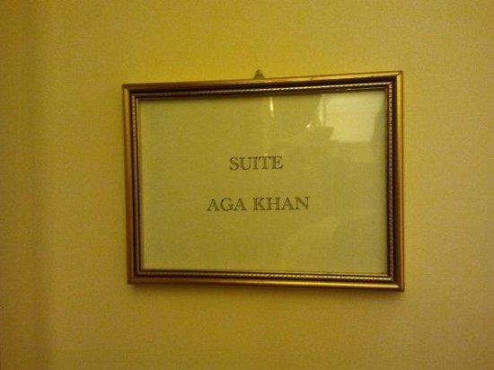 Vittoria Hotel Pesaro: Suite