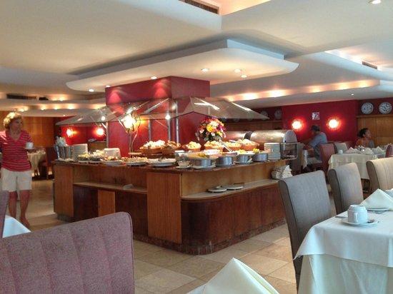 Mirasol Copacabana Hotel: Café da manhã continental