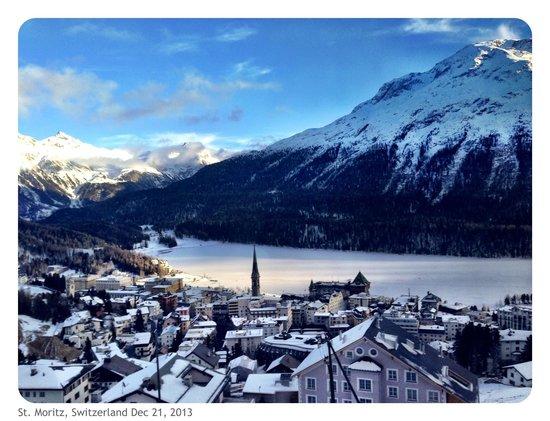 Monopol Hotel: St. Moritz