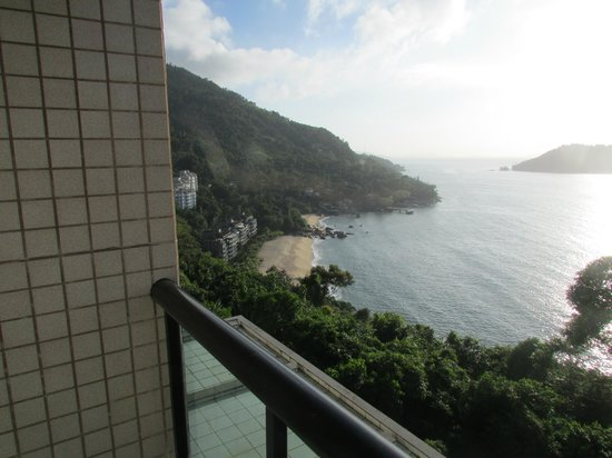 Hotel Porto Real: Vista inspiradora